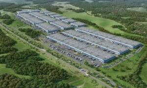 Moscow, Novaya Riga Industrial Logistic Park