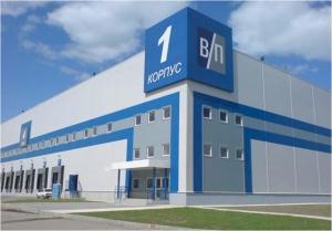 Nizny Novgorod Volga Industrial Park